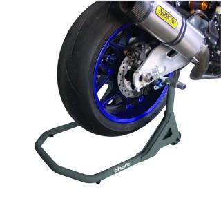 béquille arrière moto réglable
