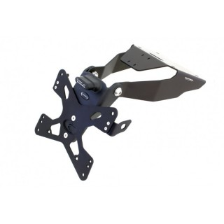 Support de plaque yamaha yzf 300 r3