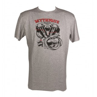 T shirt moto mythique