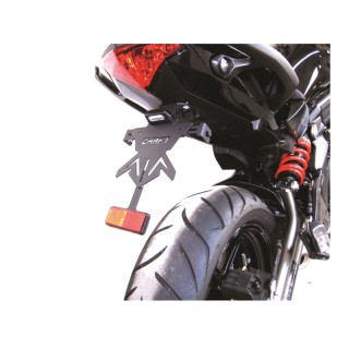 SUPPORT DE PLAQUE KAWASAKI ER6 2012-2016