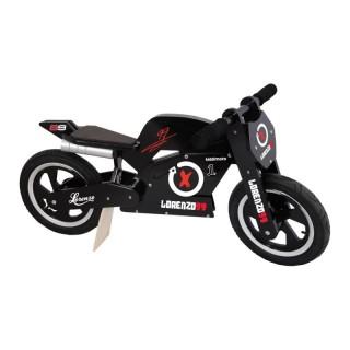 draisienne moto replica jorge lorenzo 99