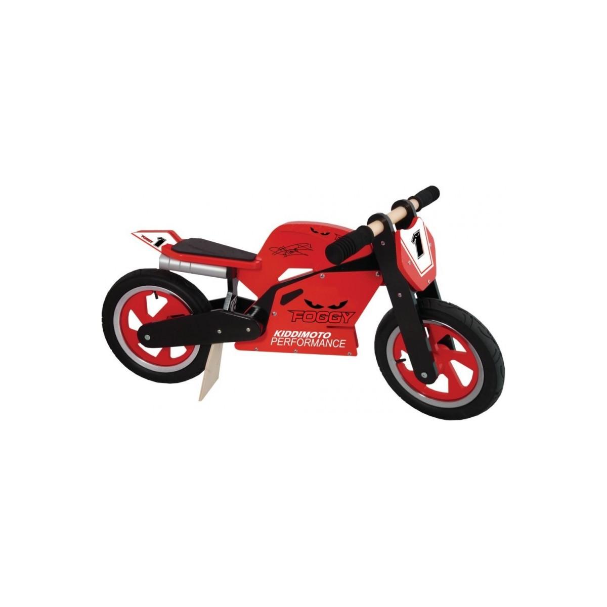 draisienne moto bois kiddimoto ducati carl fogarty moto. Black Bedroom Furniture Sets. Home Design Ideas