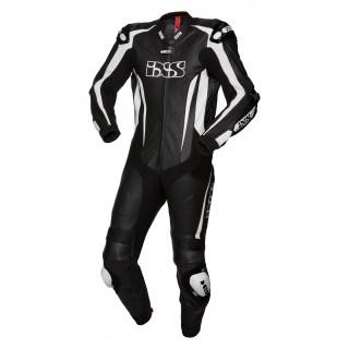 Combinaison sport rs-1000-1pc noir et blanc