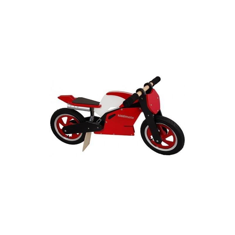 draisienne moto en bois kiddimoto superbike moto. Black Bedroom Furniture Sets. Home Design Ideas