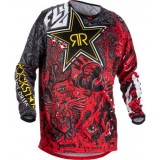 MAILLOT FLY KINETIC ROCKSTAR ENERGY