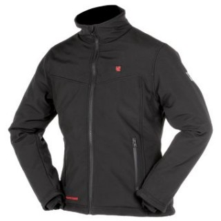 ESCAPE HEATING JKT MAN BLACK