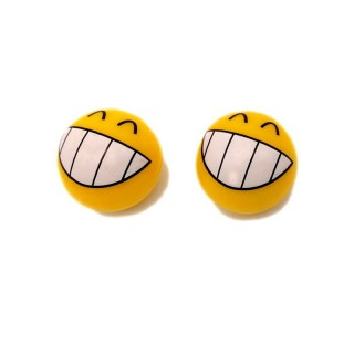 BOUCHONS DE VALVES SMILEY