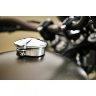 adaptateur de bouchon d'essence vintage pour triumph