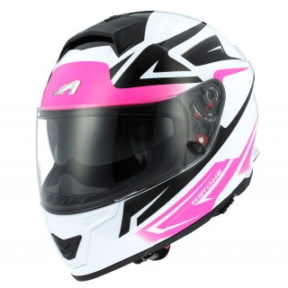 casque astone gt 1000 f nash pink