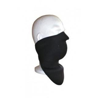masque moto avec protection cou néoprène