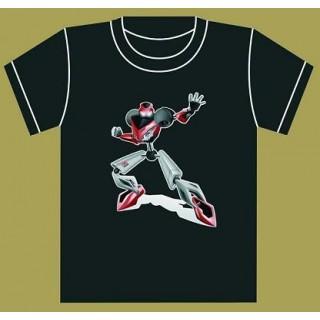 Tee shirt moto transformer honda