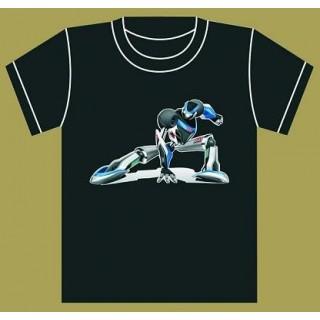 Tee shirt moto transfomer Suzuki
