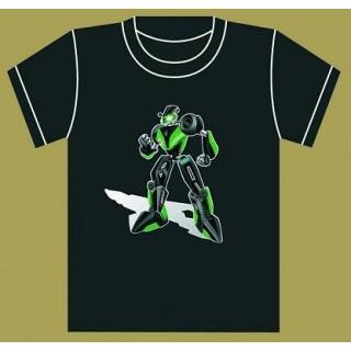 Tee shirt moto transformer kawasaki