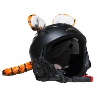 Accessoier de décoration casque tigre