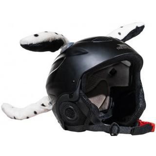 Accessoire de décoration pour casque moto Dalmatien