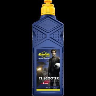 Huile 2T Putoline pour scooter et TT