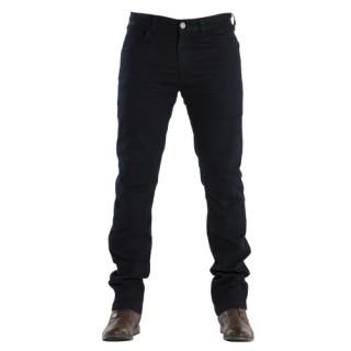 Jeans moto Overlap Street dark
