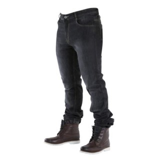 Jeans moto Overlap Street Asphalt