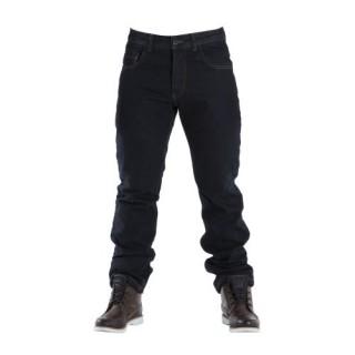 Jeans moto Overlap Street raw