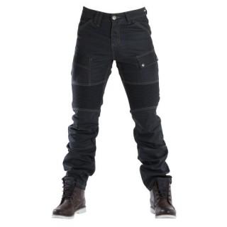 Jeans moto Overlap Road Kerosene