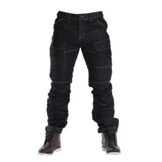 Jeans moto homologué Overlap Sturgis asphalt
