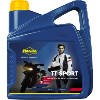 Huile moteur 2 temps Putoline TT Sport 4 litres