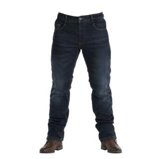 Jeans moto homologué Overlap Manx Dirt