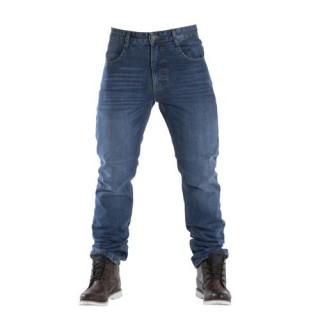 Jeans moto homologué Overlap Manx Smalt