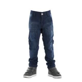 Jeans moto overlap street kid