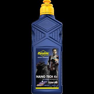 Huile moteur 4 temps Putoline Nano Tech 4+ 10w40 1 litre