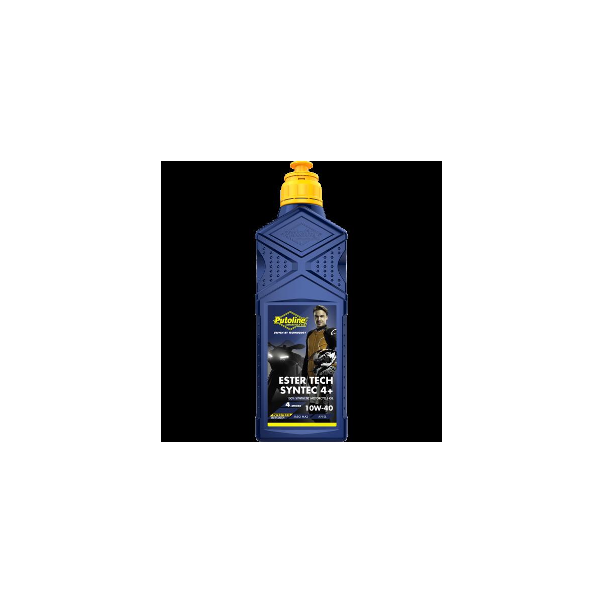 Huile moteur 4 temps Putoline Syntec 4+ 10w40 1 litre