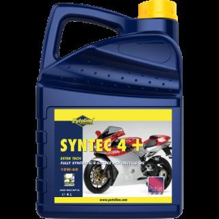 Huile moteur putoline Syntec 4+ synthétique 10w60 4 litres