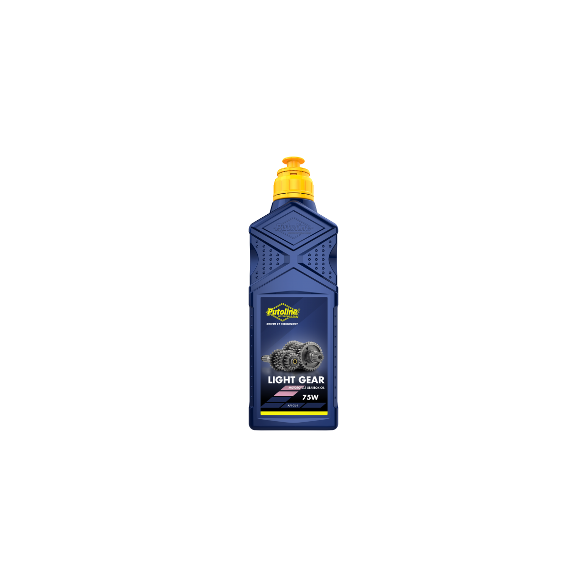 Huile de boite Putoline Gear light 75w 1 Litre