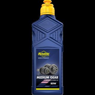 Huile de boite Putoline Gear Medium 80w 1 Litre