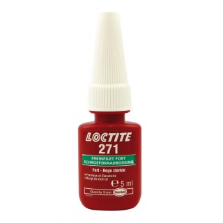 frein filet fort loctite 271 5 ml