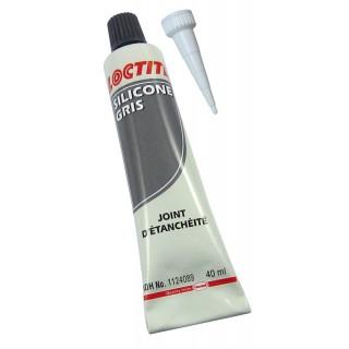 silicone gris loctite 40 ml pour joint d'étanchéité