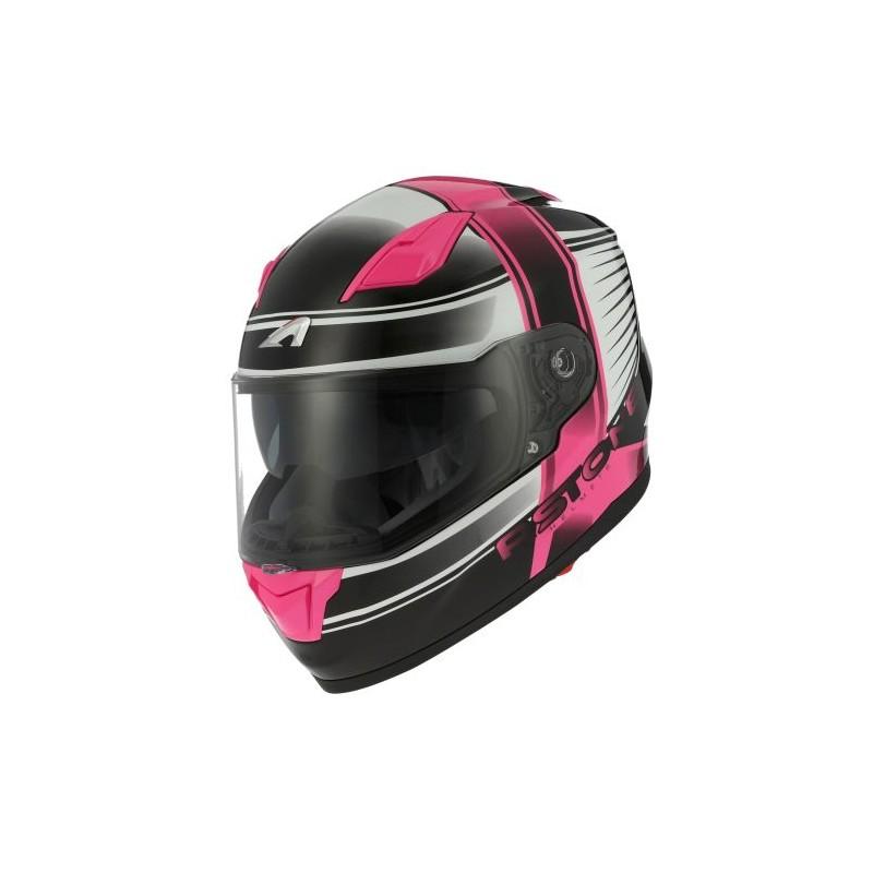 casque int gral astone gt 900 corsa rose moto. Black Bedroom Furniture Sets. Home Design Ideas