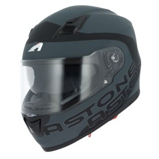 Casque moto astone GT 900 apollo noir
