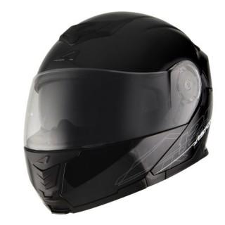 Casque moto RT 1200 monocolor noir