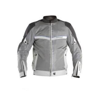 Blouson moto v quattro VE21 gris