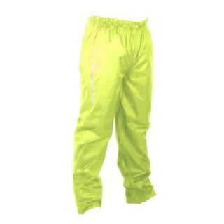 Pantalon de pluie V quattro arcus jaune fluo