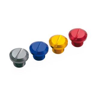 Bouchon filetage rétroviseur MAD 4 couleurs