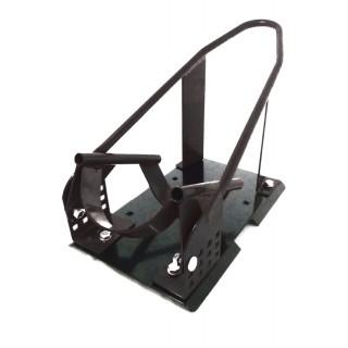 Bloque roue à bascule Mad réglable noir