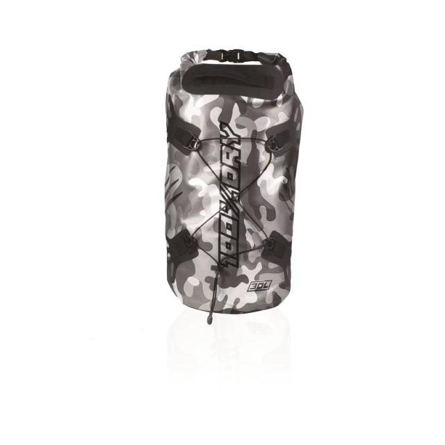 Tube 100% dry 30 L silver