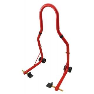 Paddock stand arrière non réglable Mad rouge ou noire