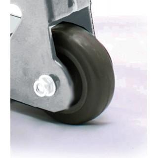 Roulettes de rechange pour béquille arrière alu Gp Mad