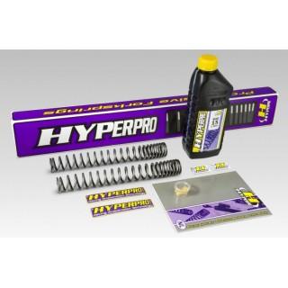 ressorts de fourche progressifs hyperpro yamaha r6 2008-2015