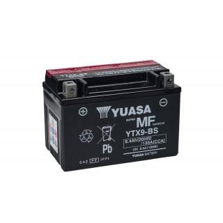 Batterie YUASA YTX9-BS 12 volts 8 ah