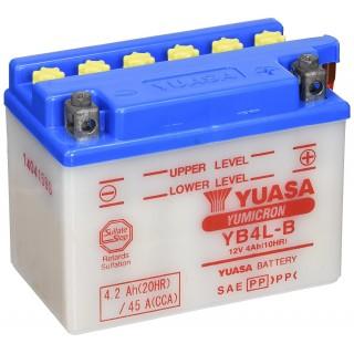 Batterie YUASA YB4L-B 12 volts 4 ah