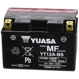 Batterie YUASA YT12A-BS 12 volts 10.5 ah